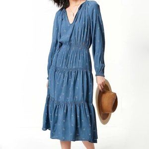 NWOT Urban Outfitters Cottagecore Prairie Dress